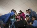 Kids photography workshops (27.12.2012, Khasam Zanih)