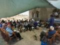 Orginizing solidarity visits (13.06.2015, Umm al-Hiran)