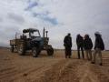 Visiting unrecognized villages (04.03.2015, al-Baggar)