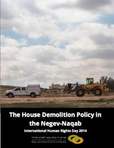 House demolition report