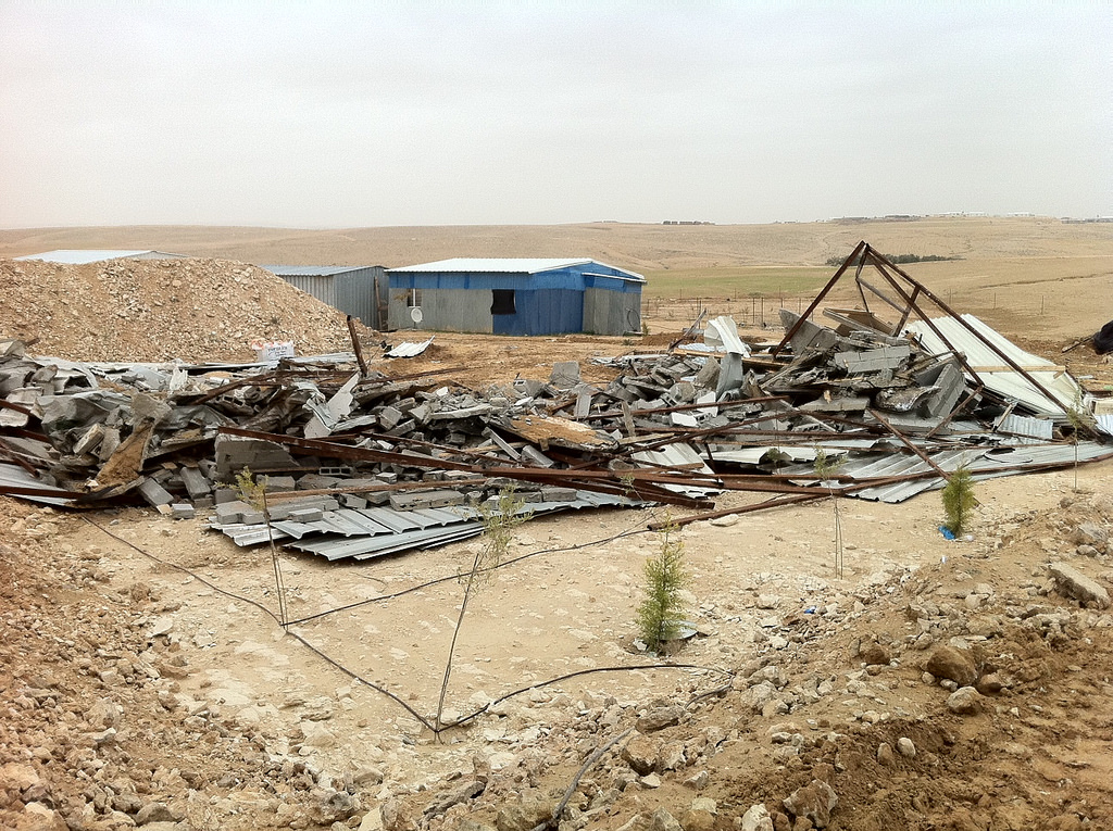 Demolition in Wadi Al-Na'am